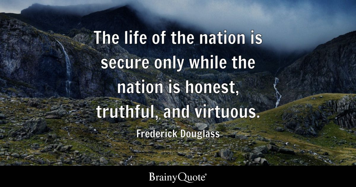 Henry David Thoreau Wallpaper Quote The Life Of The Nation Is Secure Only While The Nation Is