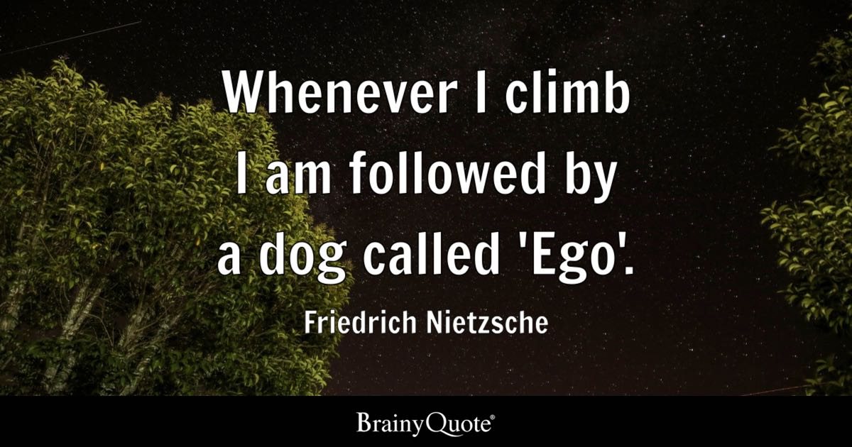 Make Your Own Live Wallpaper Iphone X Whenever I Climb I Am Followed By A Dog Called Ego