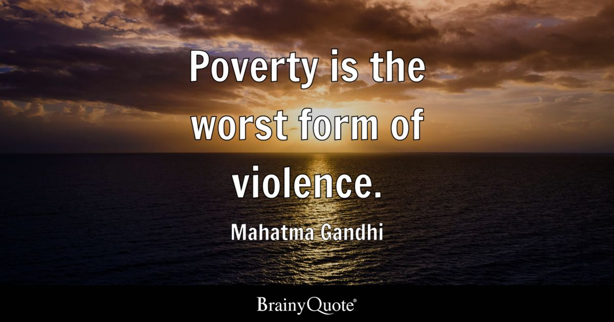 Fall Out Boy Wallpaper Ipad Poverty Is The Worst Form Of Violence Mahatma Gandhi