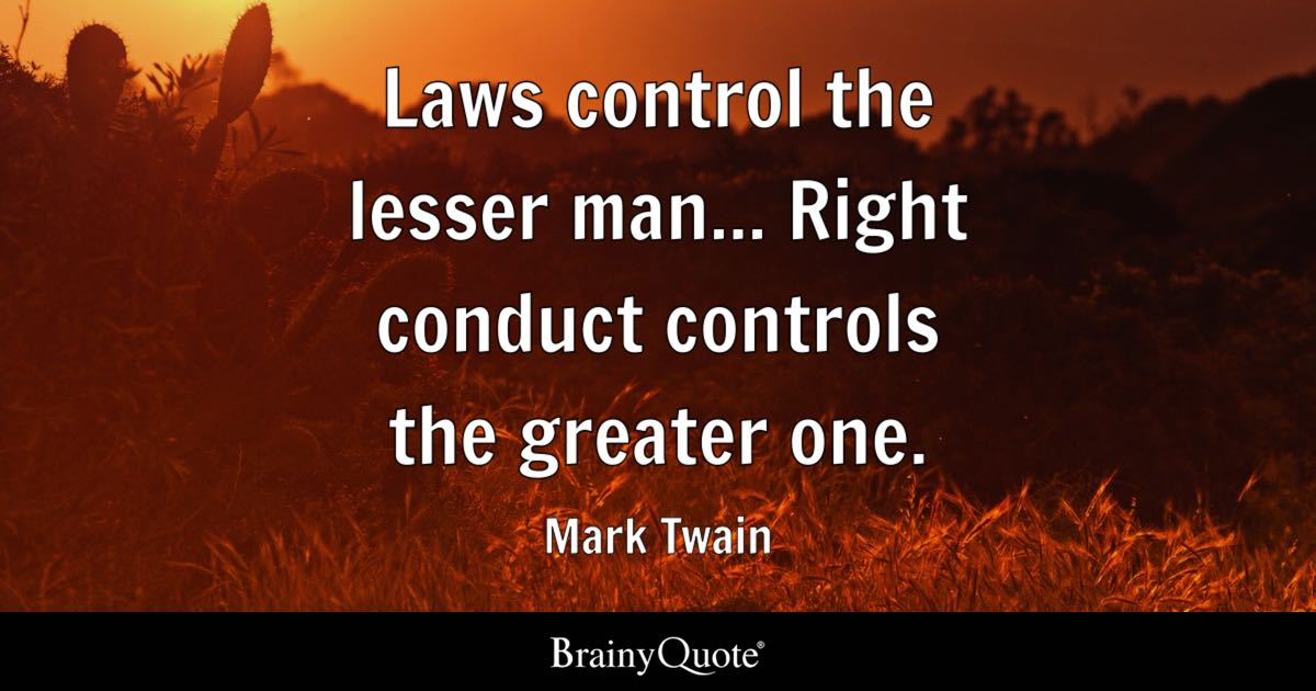 Illusion Wallpaper Iphone X Laws Control The Lesser Man Right Conduct Controls The