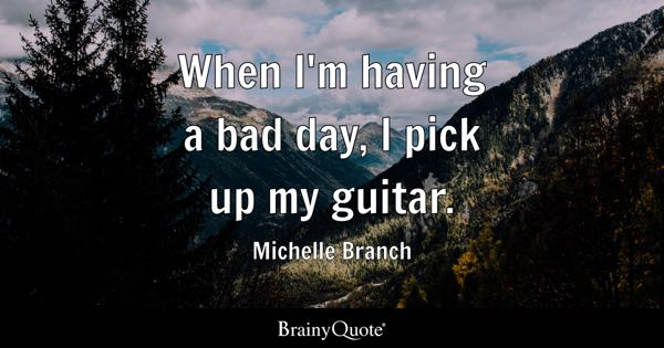 Attitude Girl With Guitar Wallpapers Guitar Quotes Brainyquote