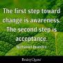 Acceptance Quotes Brainyquote