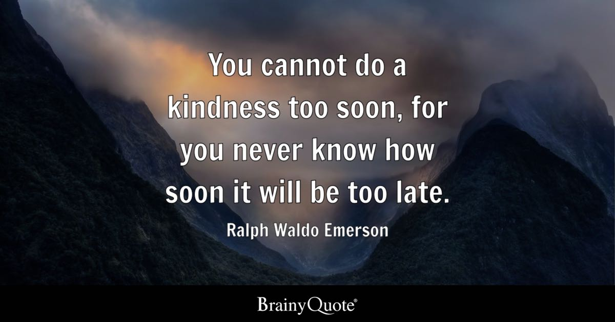 Edgar Allan Poe Quotes Wallpaper You Cannot Do A Kindness Too Soon For You Never Know How