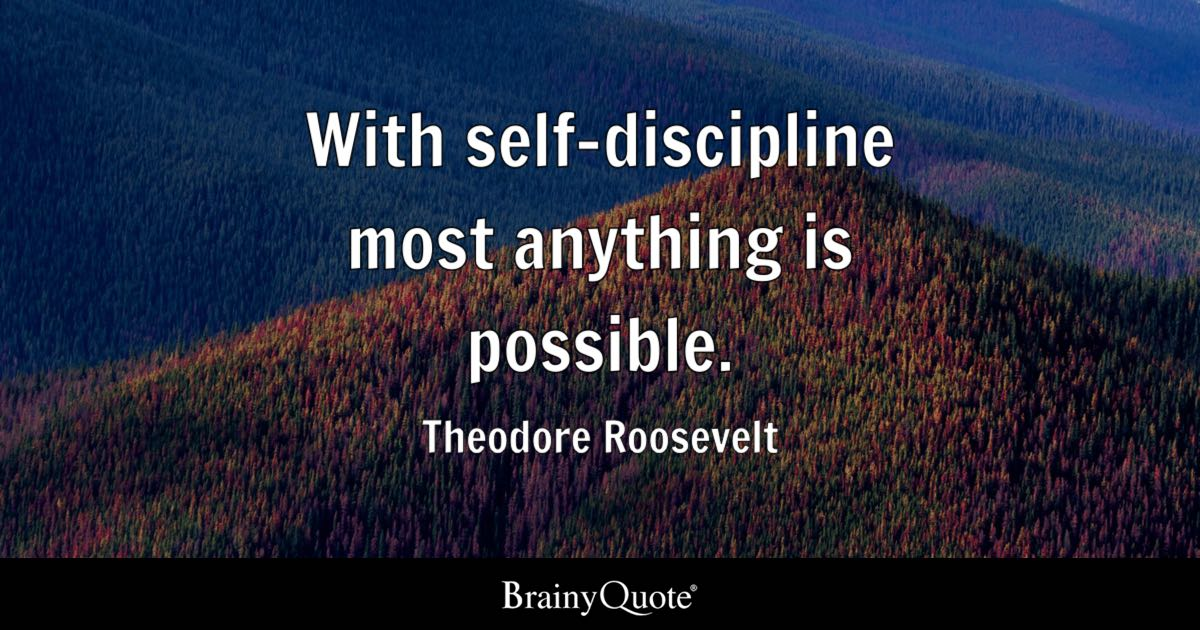 Minions Wallpaper With Quotes With Self Discipline Most Anything Is Possible Theodore