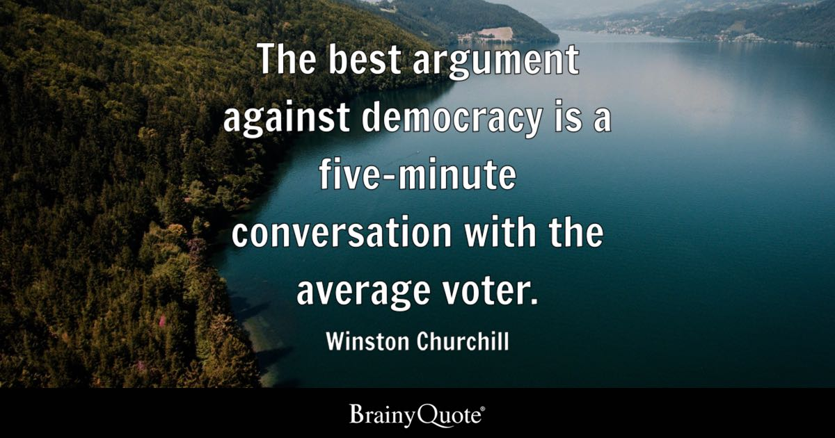 Edgar Allan Poe Quotes Wallpaper The Best Argument Against Democracy Is A Five Minute