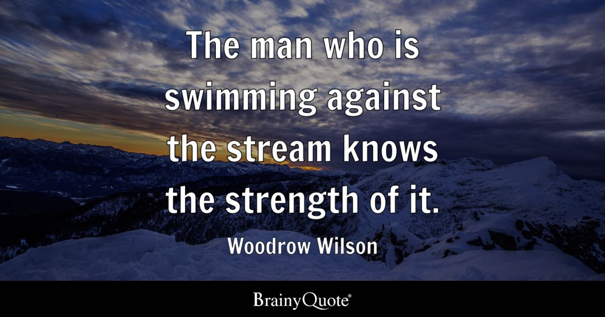Michael Phelps Quote Wallpaper The Man Who Is Swimming Against The Stream Knows The