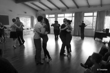 Petit Déj'Tango à la Binquenais. Photo tim.thee