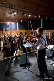 """Milonga pour les 20ans de """"Braise Tango"""" au Sabot D'or à Rennes avec """"Hyperion Ensemble Orchestra"""""""