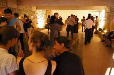 La salle de danse à Tizé