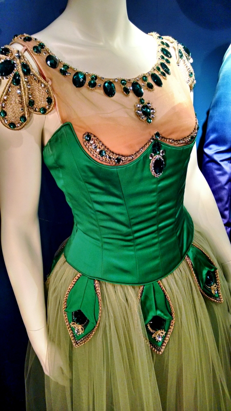 "[image: ""Emeralds"" ballet costume from Balanchine's Jewels]"