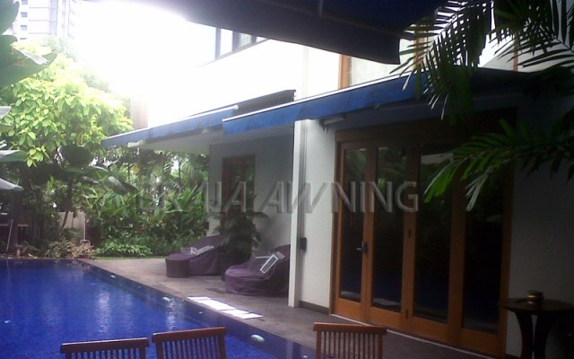 awning gulung - retractable awning 5