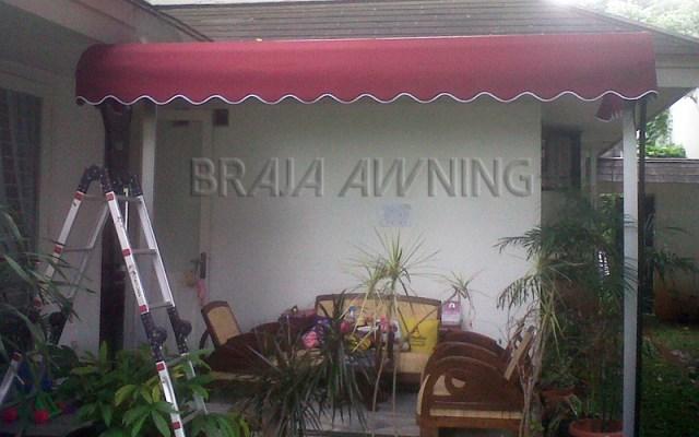canopy kain braja awning