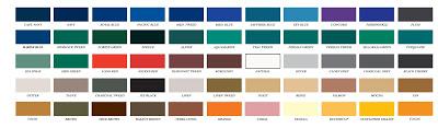 palete warna kanopi kain sunbrella