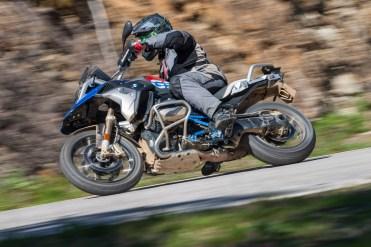 R 1200 GS Rallye Review © Brake Magazine