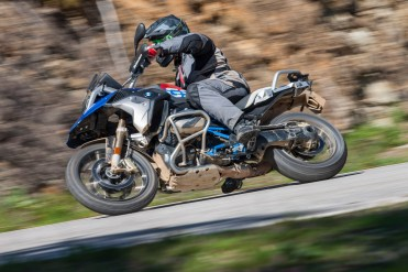 R 1200 GS Rallye Review © Brake Magazine
