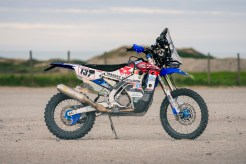 Yamaha WR 450 F Rally Replica