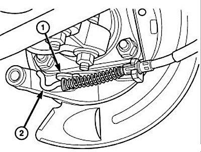 2009-2016 Dodge Ram Brake Job Specifications