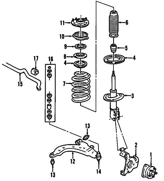 Buick Park Avenue Fuse Diagram Diy Enthusiasts Wiring