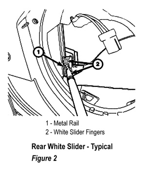 Tech Tip: Fixing Dodge Caliber Front or Rear Door Glass Noise