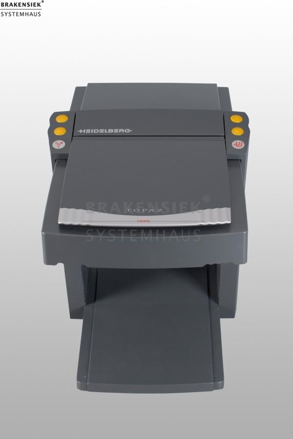 Heidelberg Topaz 3 Mit Copy Dot Descreening