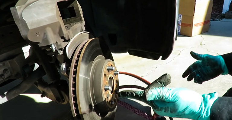Best Brake Rotors for Lexus ls460