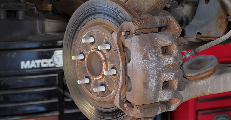 Best Brake Pads for Nissan Frontier  review