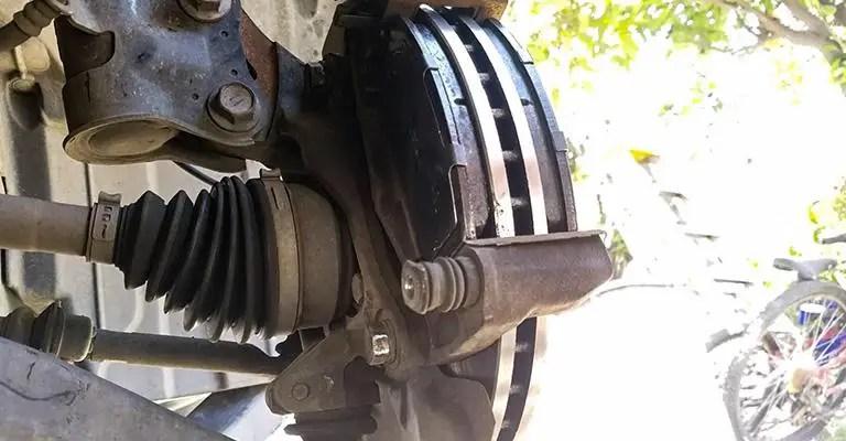 Brake Pads for Subaru Impreza FI