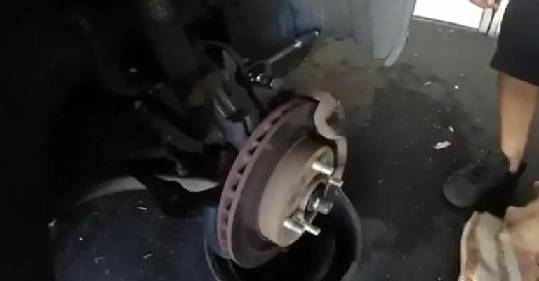 Changing Brake Pads Without Bleeding