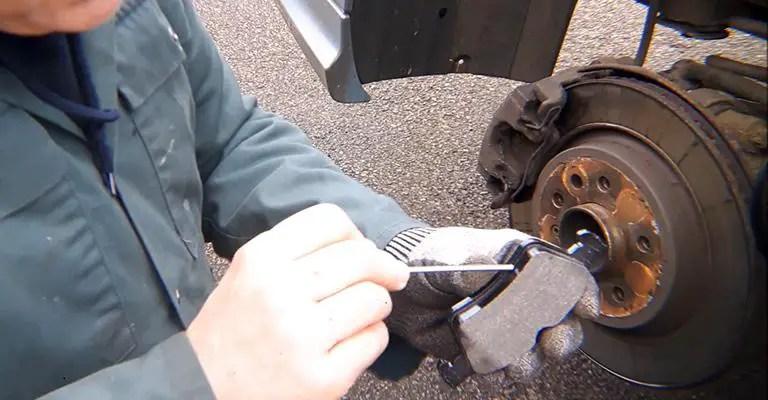 Minimum Brake Pad Thickness