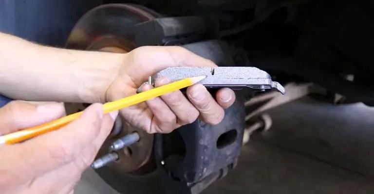 Brake Pad Quality