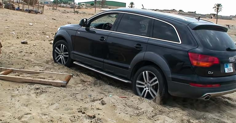 Relish the Road With the Best Audi Brake Pads FI