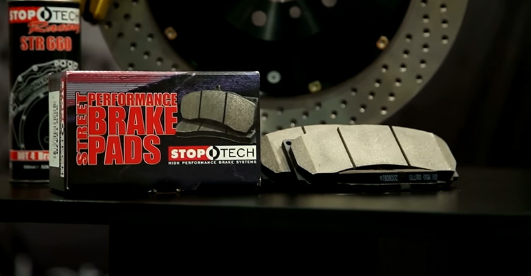 Are StopTech brake pads good