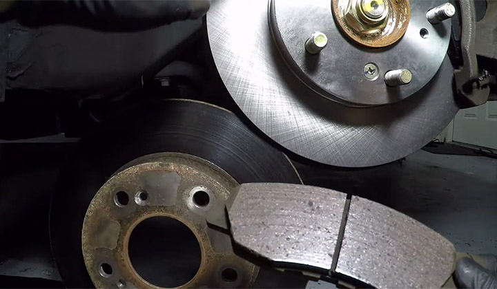 How to Bed-in Brake Pad