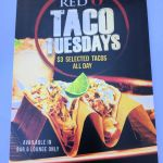 Red O - Taco Tuesday