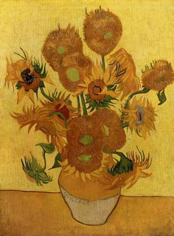 BramArte  Viaggio nella storia dellarte  Post impressionismo  Van Gogh
