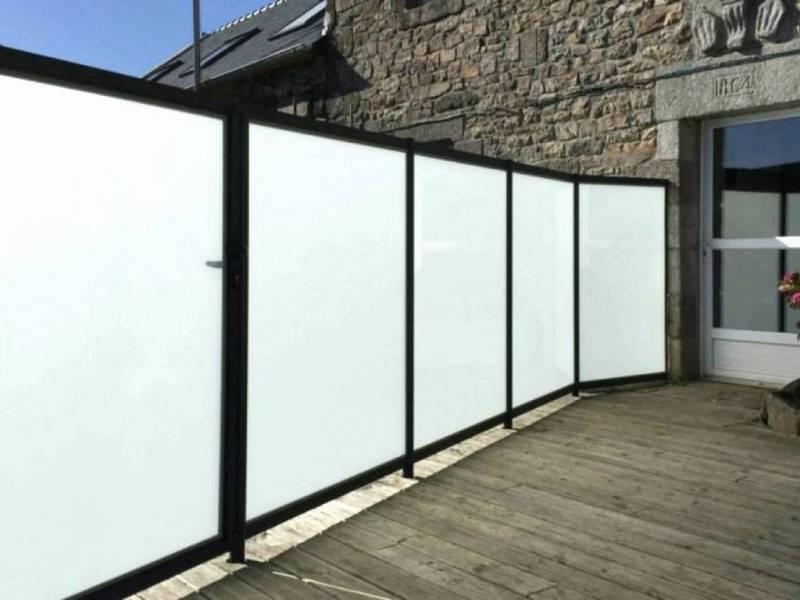panneau en verre terrasse annecy