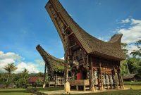 Rumah Adat Tongkonan Dari Provinsi