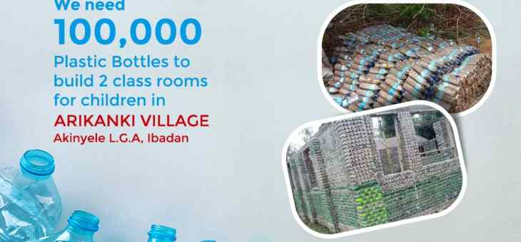Bramble Launch Campaign on World Environment Day: 100,000 Plastic Bottles to build Two learning Halls