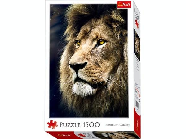 Lion's Portrait 1500 pc puzzle