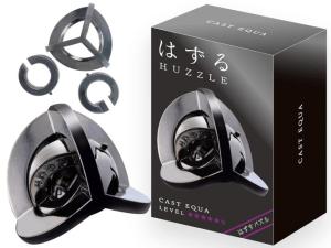 Hanayama Huzzle Equa Cast Metal Puzzle