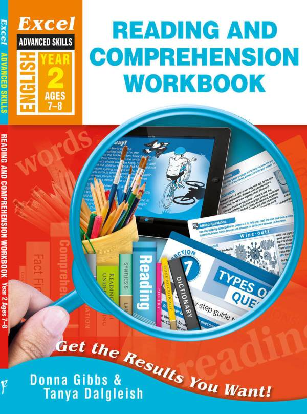 Reading and Comprehension Workbook Year 2 Excel Advanced Skills