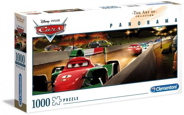 Disney Cars Panorama 1000 pc Puzzle
