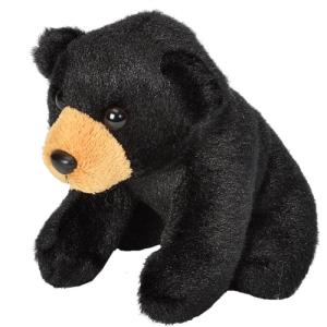 Black Bear XSmall Soft Toy