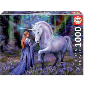 Bluebell Woods 1000 pc Puzzle