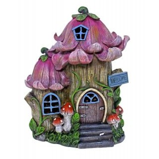 Solar Fairy House