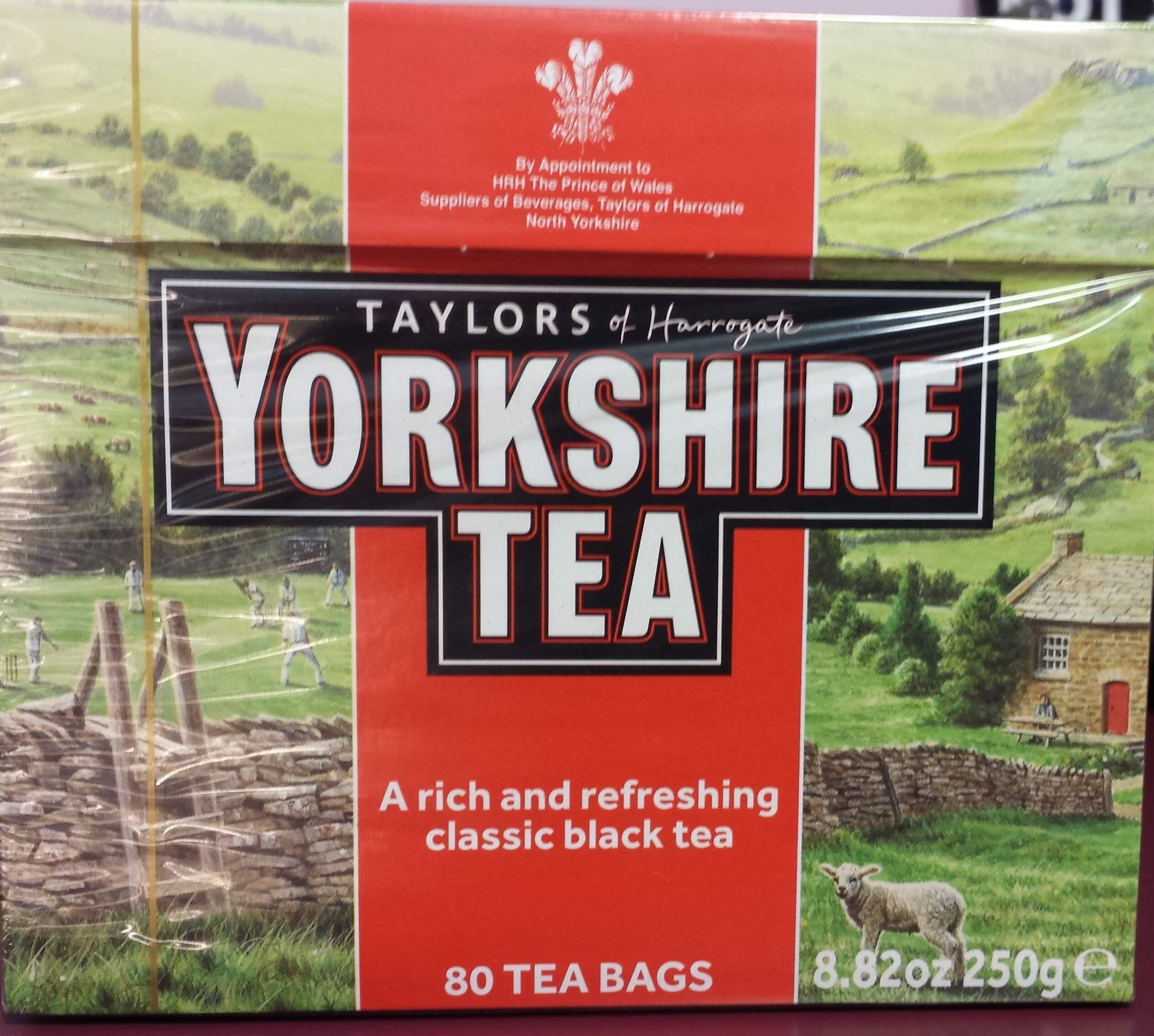 Yorkshire Tea - Brambles English Tea Room