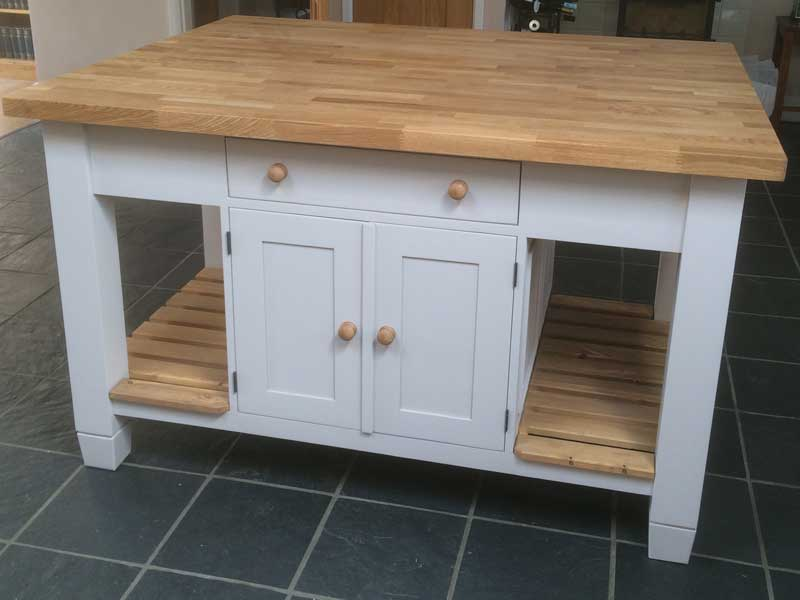 Solid Oak And Pine Kitchen Projects Hand Made And Fitted
