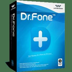dr fone for ios logo