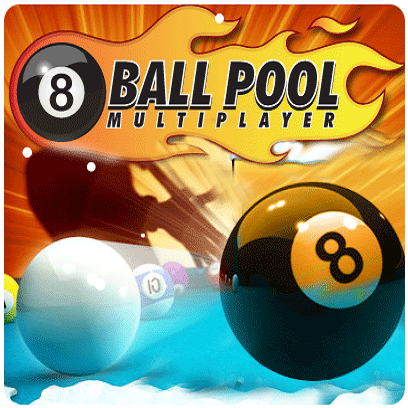 8ball pool logo