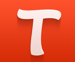 شعار تطبيق تانجو Tango